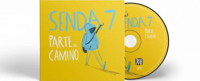 El primer álbum de SENDA 7 ya se encuentra en disquerías!