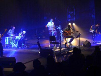 KUROPA con nuevo single y concierto en la sala Zitarrosa