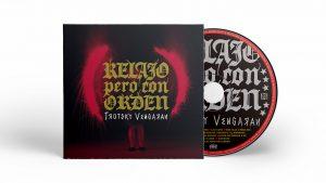 Ya está en disquerías el nuevo álbum de TROTSKY VENGARÁN