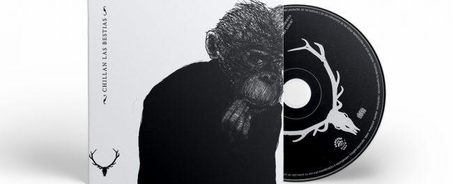 El nuevo álbum de CHILLAN LAS BESTIAS llegó a disquerías