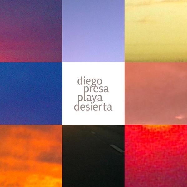 Llegó a disquerías PLAYA DESIERTA, tercer álbum solista de DIEGO PRESA