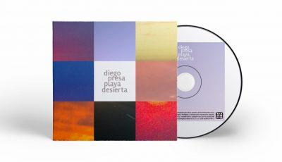 PLAYA DESIERTA es el nuevo disco solista de DIEGO PRESA