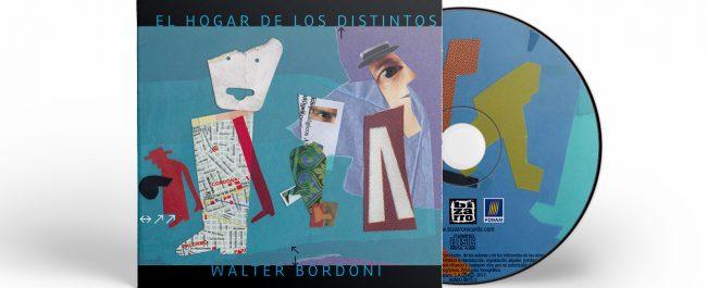 Nuevo adelanto del próximo disco de WALTER BORDONI