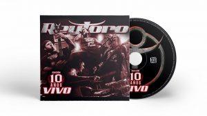 REYTORO lanza una edición especial de su disco VIVO