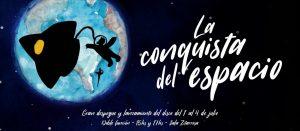 LA CONQUISTA DEL ESPACIO en vivo en SALA ZITARROSA