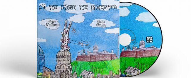 DIEGO MATTURRO y FEDE GRAÑA presentan la canción LOS CONEJOS GIGANTES