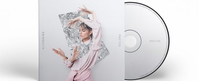 ALFONSINA presenta su nuevo disco, PACTOS