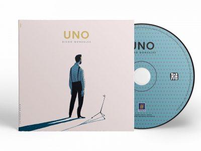 DIEGO GONZALEZ presenta el adelanto de su primer disco, UNO