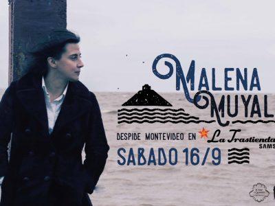 MALENA MUYALA vuelve a LA TRASTIENDA