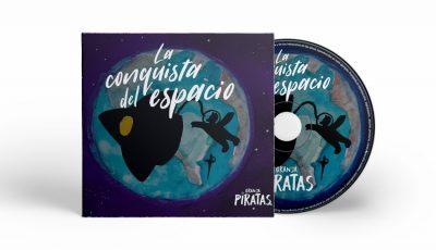 POR EL ESPACIO es el nuevo single de GRANJA DE PIRATAS