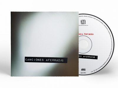 Llegó a disquerías el nuevo álbum de ALEJANDRO FERRADÁS