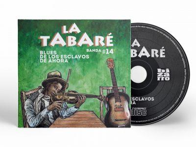 El nuevo álbum de La Tabaré ya se encuentra en disquerías