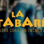 LA TABARÉ presentó RASGA CORAZÓN, su nuevo videoclip