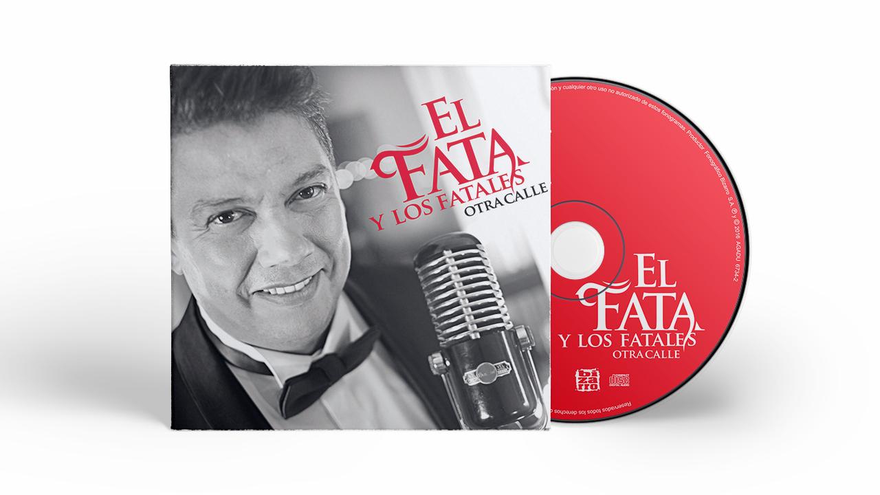 EL FATA Y LOS FATALES festejan que su álbum OTRA CALLE ya es DISCO DE ORO !