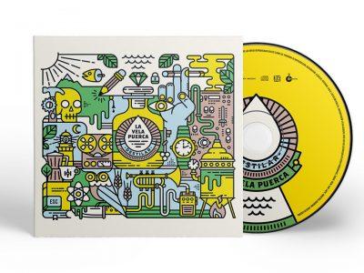 Destilar es el nuevo disco de estudio de La Vela Puerca