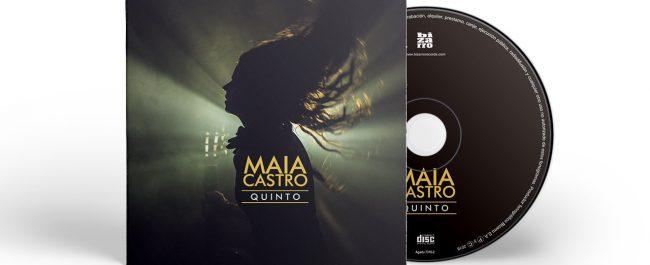 El nuevo álbum de MAIA CASTRO ya se encuentra en disquerías