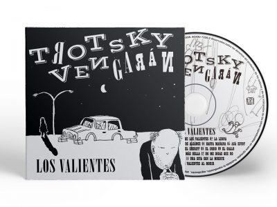 El nuevo álbum de TROTSKY VENGARÁN ya se encuentra en disquerías