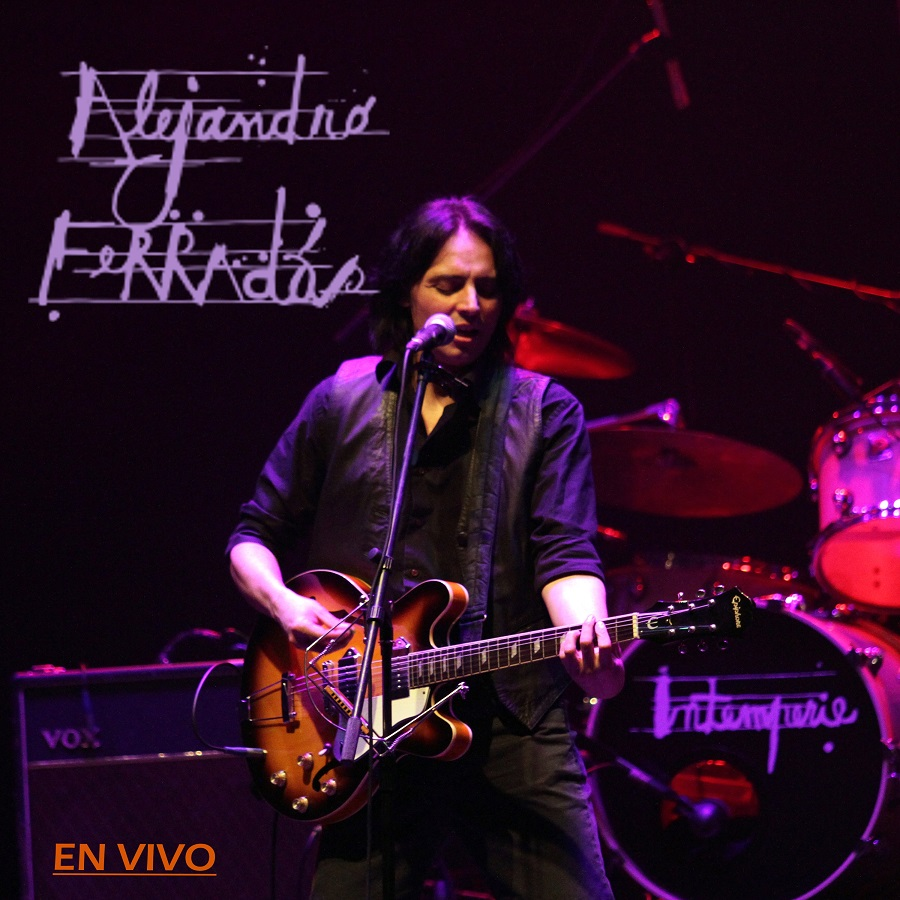 """Alejandro Ferradás - """"Intemperie en vivo"""""""