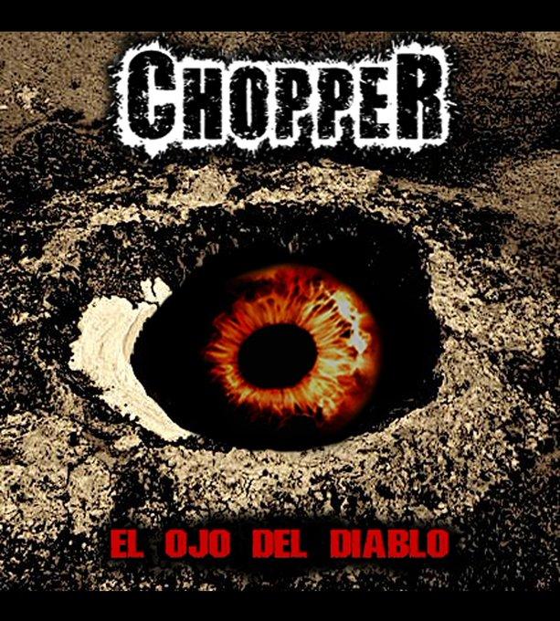 CHOPPER estrena EL OJO DEL DIABLO, su nuevo single.
